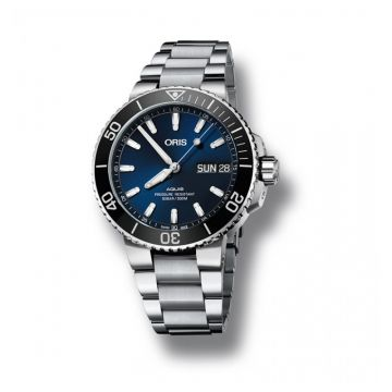 Oris Aquis Big Day Date 45.5mm Stainless Steel