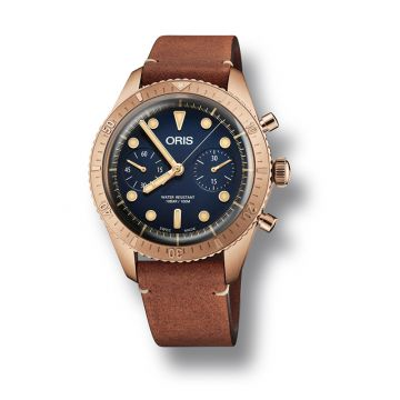 Oris Bronze 43mm Automatic Watch