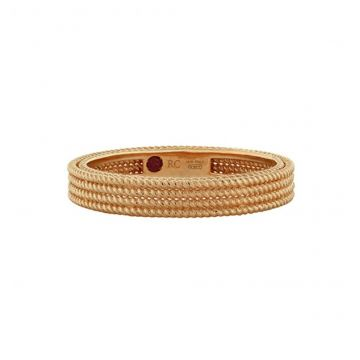 Roberto Coin Symphony Collection Braided Design Fashion Ring