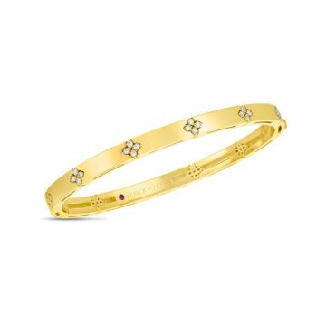 Roberto Coin Narrow Width Verona Bangle