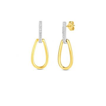 Roberto Coin Classica Parisienne Earrings