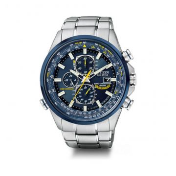 BLUE ANGELS WORLD CHRONOGRAPH A-T - AT8020-54L