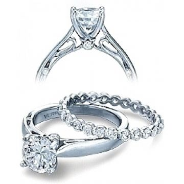 Verragio Prong-Set Diamond Engagement Ring ENG-0409R