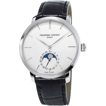 Frederique Constant Slimline Automatic Stainless Steel 42mm Men's Watch