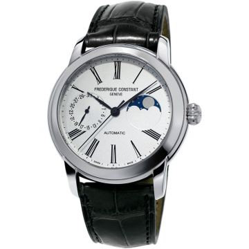 Frederique Constant Manufacture Automatic Stainless Steel 42mm Men's Watch
