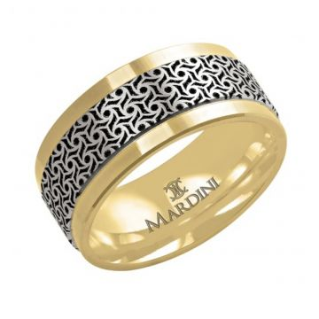 10MM TWO TONE WEDDING - FJM-003-2328_1