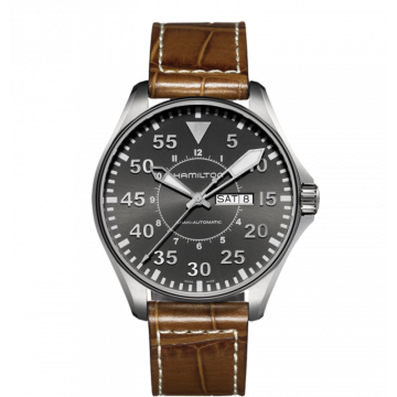 Khaki Aviation Pilot Auto