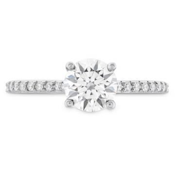 Hearts On Fire Camilla Solitaire Engagement Ring