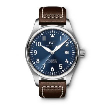 IWC Pilot's Mechanical Stainless Steel 46mm Watch