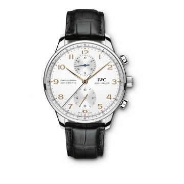 IWC Portugieser Mechanical Stainless Steel 39mm Watch