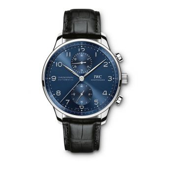 IWC Portugieser Mechanical Stainless Steel 41mm Watch