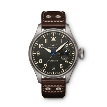 IWC Pilot's Mechanical Stainless Steel 40mm Watch