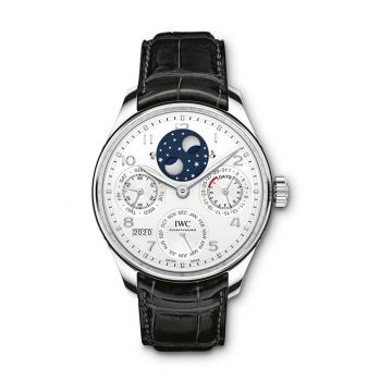 IWC Portugieser Mechanical Stainless Steel 42mm Watch