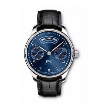 IWC Portugieser Mechanical Stainless Steel 42mm Men's Watch