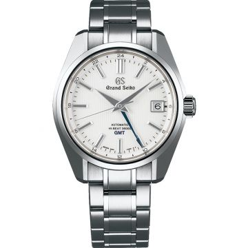 Grand Seiko Heritage Titanium White 40mm Men's Watch