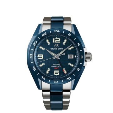 Grand Seiko Sport Titanium Two-Tone 46.4mm Men's Watch