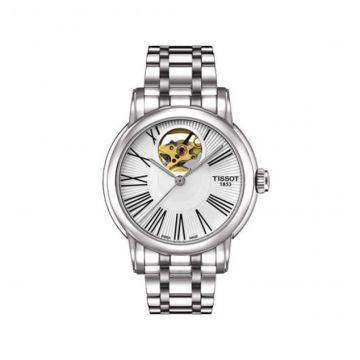 Lady Heart Automatic Watch - T050_207_11_033_00