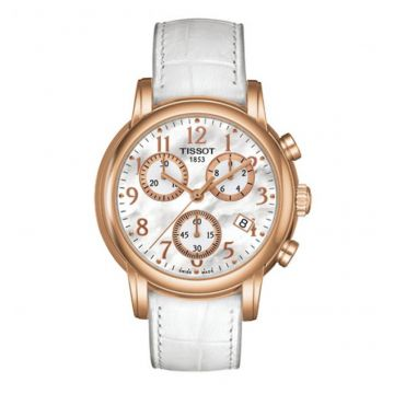 T Classic Dressport Chronograph Women's Watch - T050_217_36_112_00