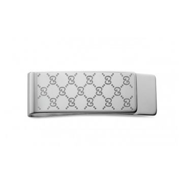 Gucci Icon Sterling Silver Moneyclip