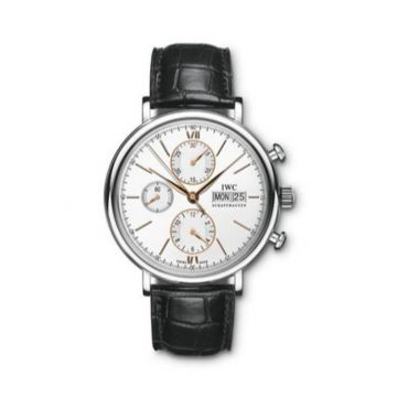 IWC Portofino Mechanical Stainless Steel 46mm Watch