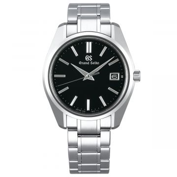 Grand Seiko Heritage Stainless Steel 40mm Men's Watch