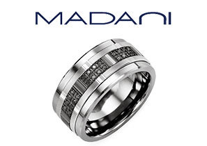 Raffi Wedding Bands Madani